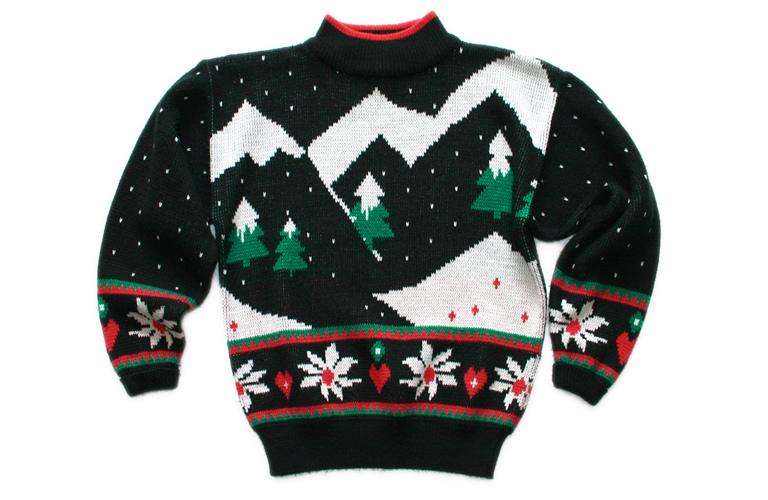 12月12日 アグリー・クリスマス・セーター・デイ