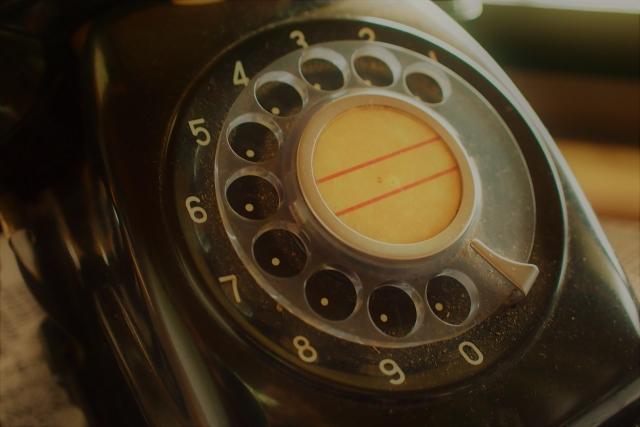 2月1日 東京ー大阪間で初の長距離電話が開通