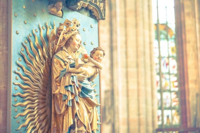 12月8日 聖母の無原罪の御宿りの祭日