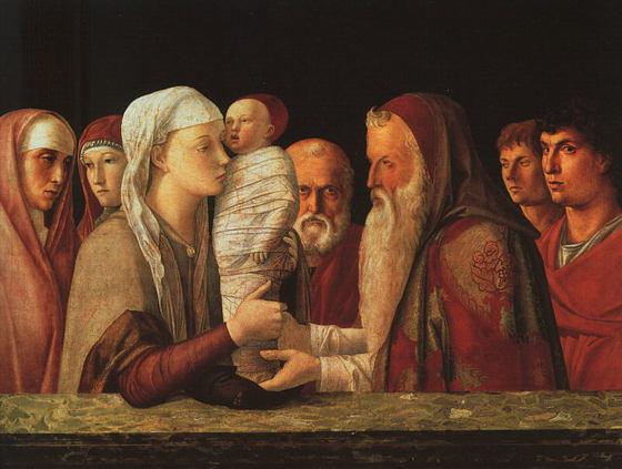 2月2日 聖燭祭(キャンドルマス、主の奉献、被献日)/主の迎接祭
