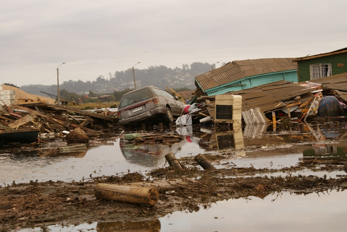 2月27日 チリ地震:2010年