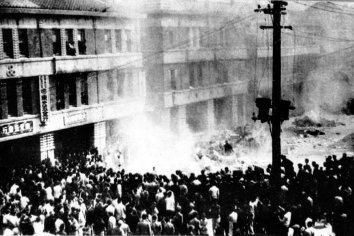 2月28日 平和記念日:台湾