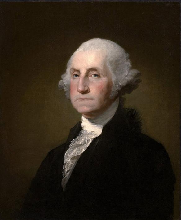 2月22日生まれ ジョージ・ワシントン:1732年2月22日