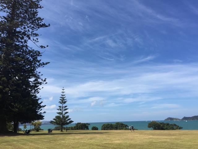 2月6日 ワイタンギ・デー:ニュージーランド