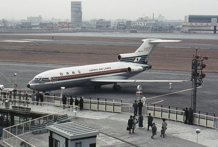2月4日 全日空羽田沖墜落事故:1966年
