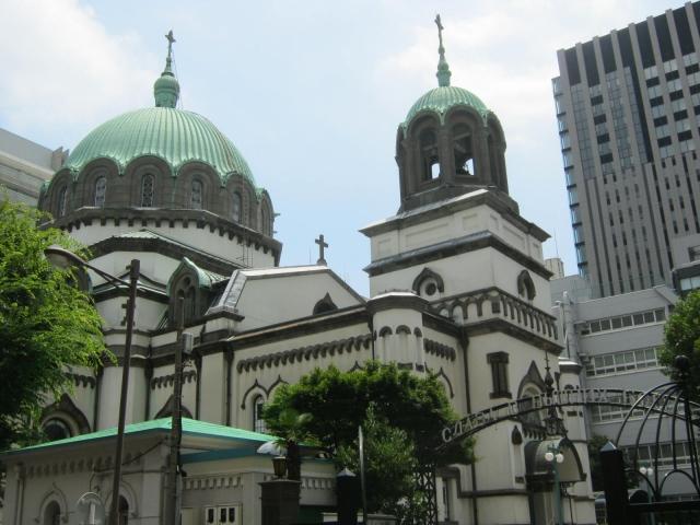 2月16日 ニコライ祭:日本ハリストス正教会