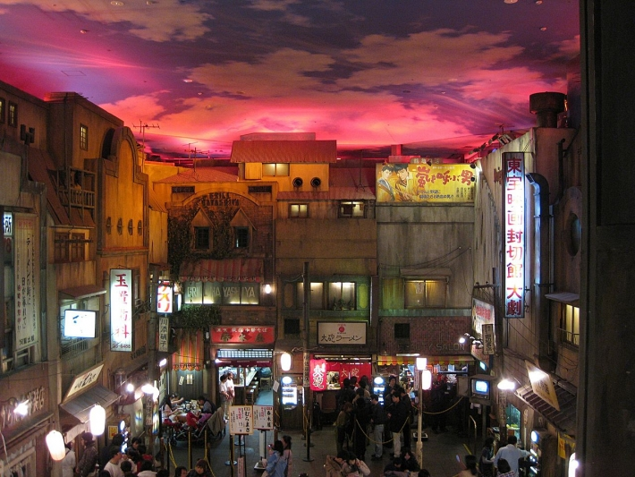 3月6日 「新横浜ラーメン博物館」開館:1994年