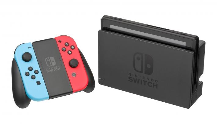 3月3日 「Nintendo Switch」発売:2017年