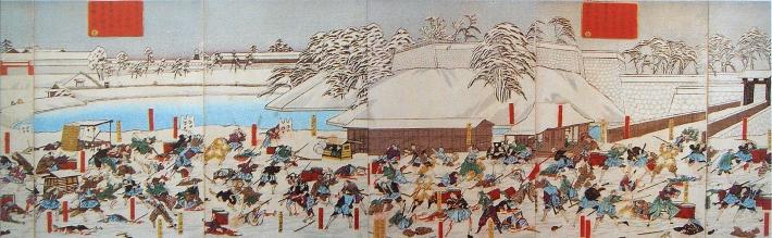 3月24日 桜田門外の変:1860年