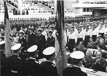 3月1日 国家人民軍記念日:東ドイツ