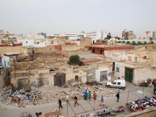 青年の日:チュニジア