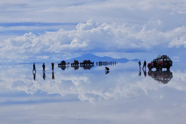 3月23日 海の日:ボリビア