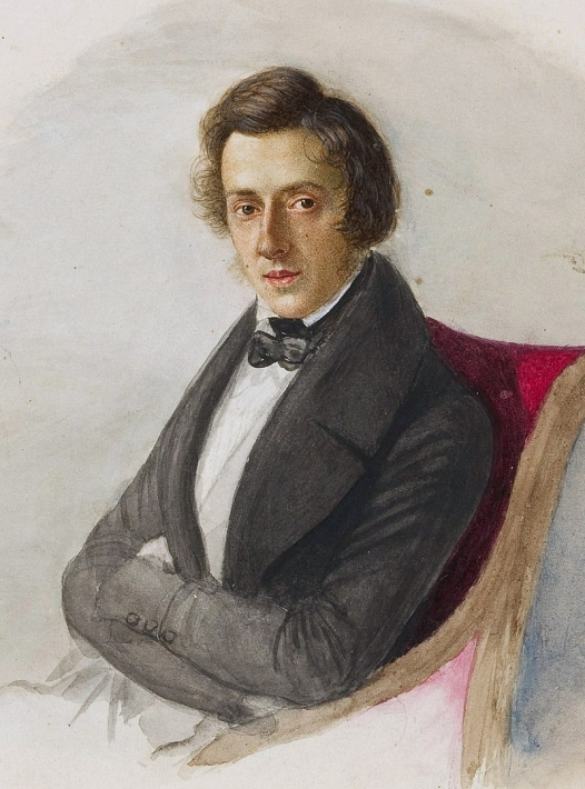3月1日誕生日 フレデリック・フランソワ・ショパン:1810年3月1日