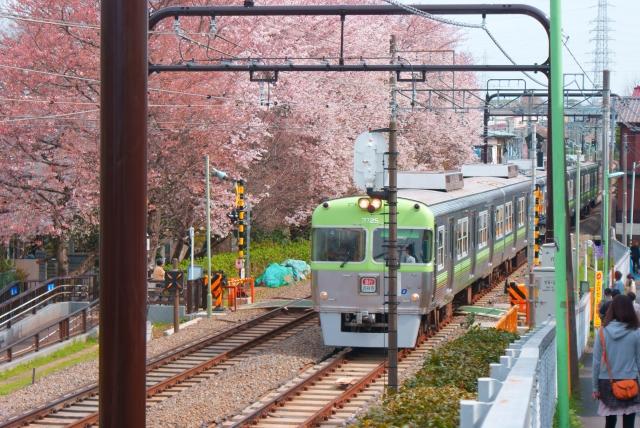 3月24日 「京王線」開業:1925年