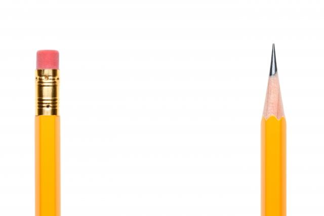 3月30日 「消しゴム付き鉛筆」発明:1858年