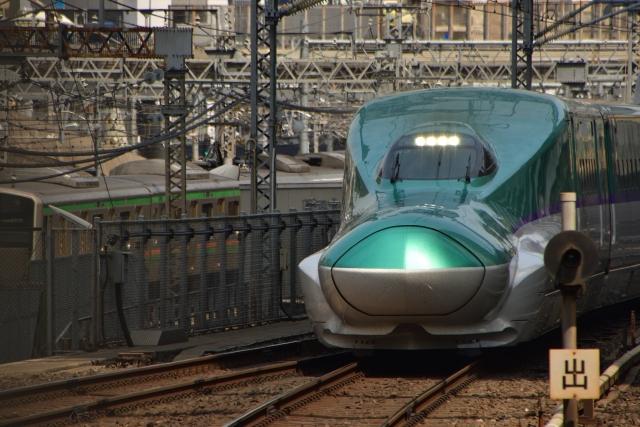 3月5日 東北新幹線「はやぶさ」運行開始:2011年