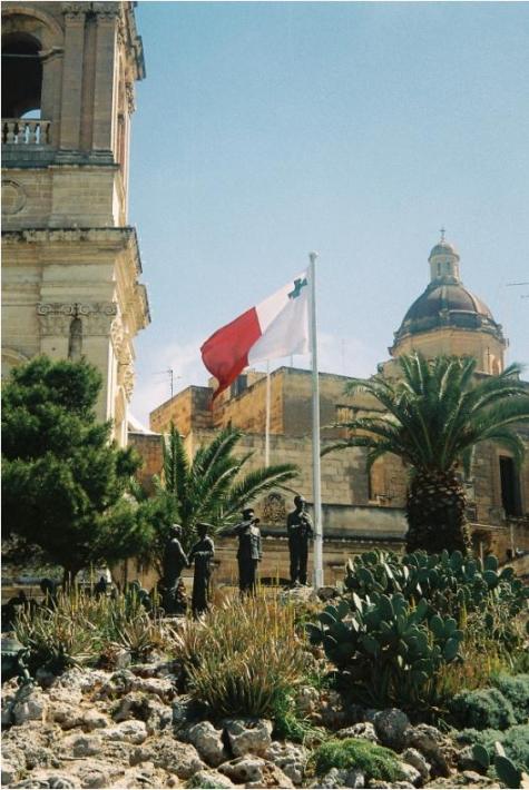 3月31日 解放記念日:マルタ