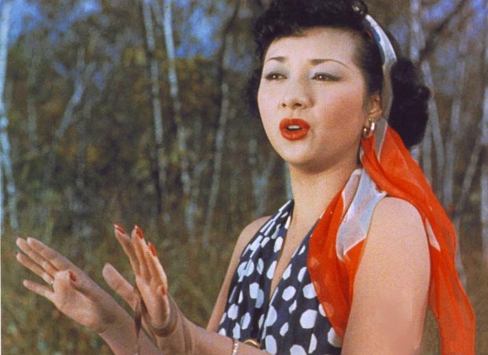 3月21日 日本初の「カラー映画」上映開始:1951年