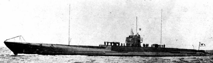 3月10日 日本初の潜水艦竣工:1926年