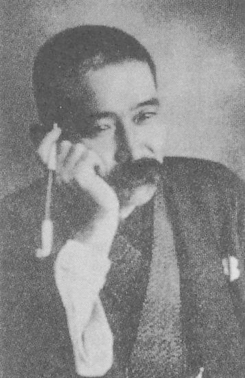 3月10日生まれの有名人 中馬庚:1870年3月10日