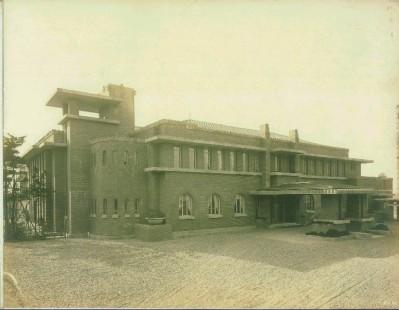 3月18日 「首相公邸」竣工:1929年