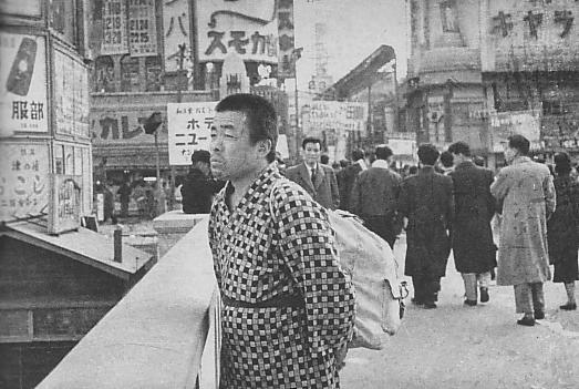 3月10日生まれの有名人 山下清:1922年3月10日
