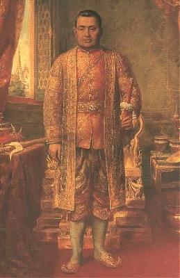 3月31日 ナンクラオ王記念日:タイ