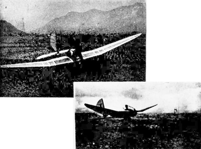3月10日 日本初のハンググライダー飛行:1937年