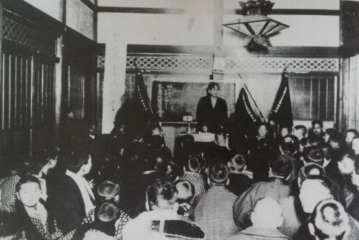 3月3日 全国水平社設立・水平社宣言:1922年