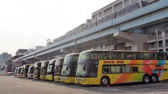 3月19日 「はとバス」運行開始:1949年