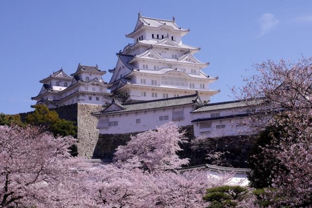 3月27日 姫路城再公開:2015年