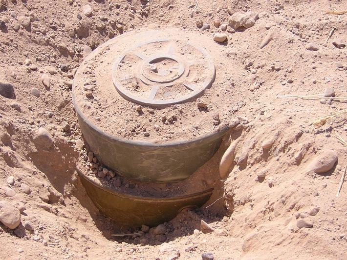 4月4日 地雷に関する啓発および地雷除去支援のための国際デー
