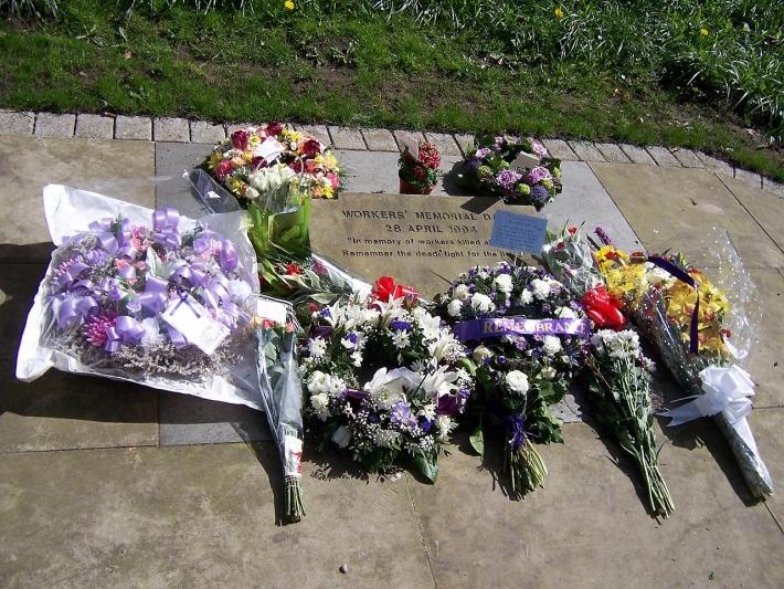 4月28日 労働安全衛生世界デー(国際労災犠牲者追悼日)