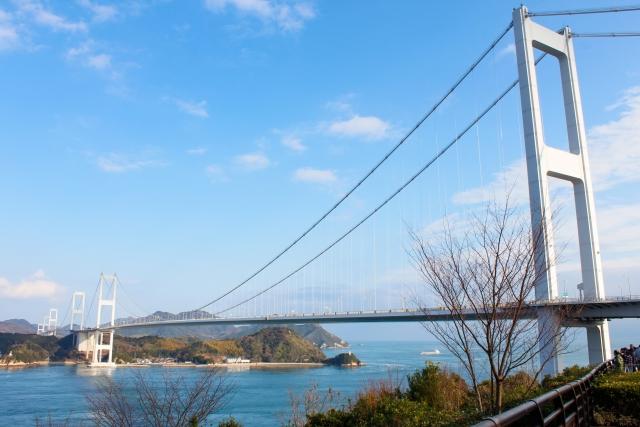 4月29日 「しまなみ海道(西瀬戸自動車道)」開通:2006年
