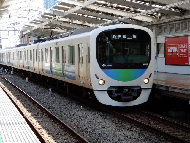 4月15日 「武蔵野鉄道」開業:1915年