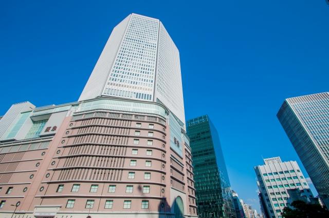 4月15日 「阪急百貨店」開業:1929年