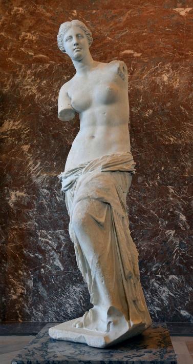 4月8日 「ミロのヴィーナス」発見:1820年