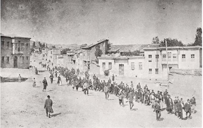 4月24日 虐殺の犠牲者の記念日:アルメニア