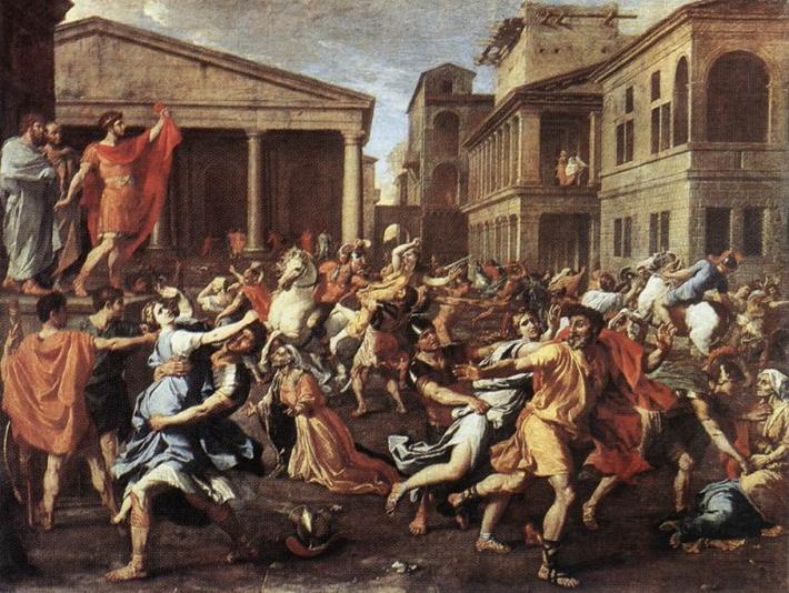4月21日 ローマの創建記念日:イタリア