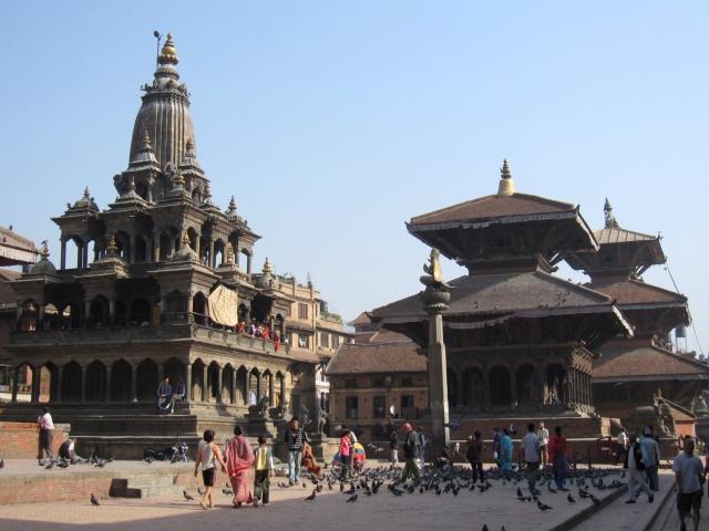 4月24日 民主化記念日:ネパール