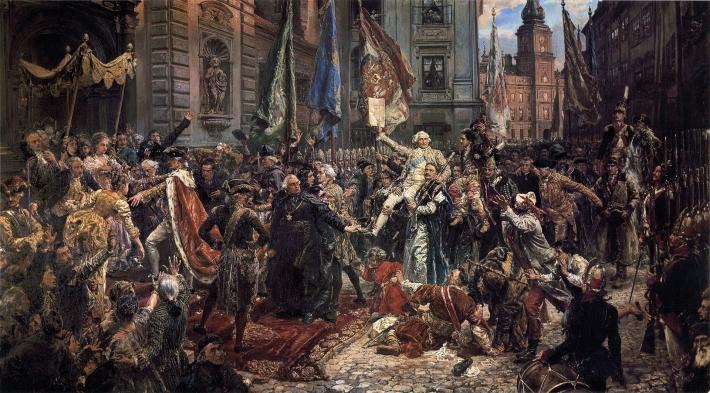 5月3日 憲法記念日:ポーランド